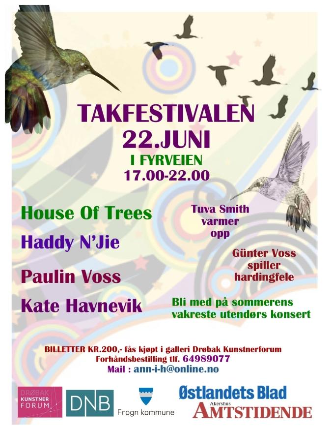 Bakgårdsfestivalen 2013