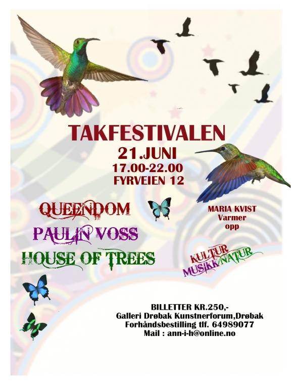 Takfestivalen 2014
